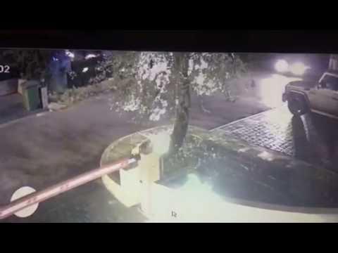 خاص بالفيديو: سرقة محترفة في بيت الشعار