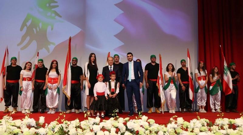 عون من قطر: نعمل على وضع مُخططات اقتصادية متكاملة وتطوير المشاريع الانمائية