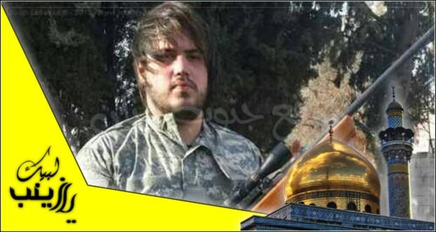 """بالصورة: """"حزب الله"""" يشيّع في المعيصرة الكسروانية مقاتلاً قضى بسوريا"""