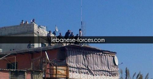بالصورة: إنقاذ شاب يحاول الانتحار في بيروت