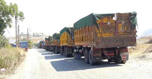 التهريب مجدداً بين لبنان وسوريا: في الاتجاه المعاكس