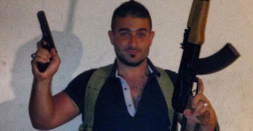 """خاص موقع """"القوات"""" بالصور والفيديو: مصطفى بوزينب يفتعل إشكالاً في huvelin"""