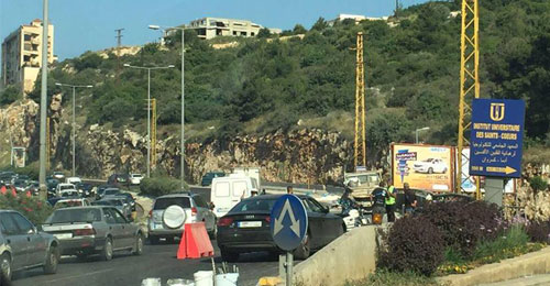 اللبنانيون على موعد مع زحمة سير خانقة الأربعاء