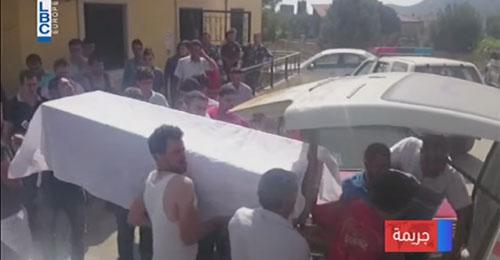 بالفيديو: آخر بِدَع الجرائم.. أب يقتل إبنه بسبب عقار