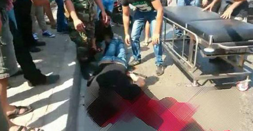 بالصور: حادثة جورج الريف تتكرر على طريق المطار… رصاص وساطور