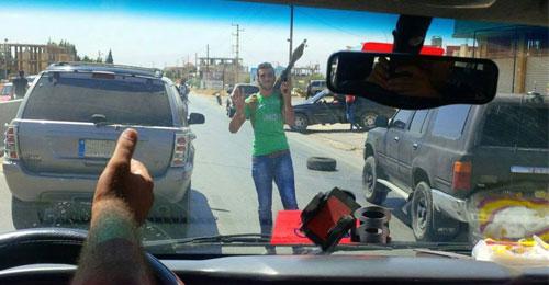 مسلسل إقفال الطرق في لبنان تحت العناوين المختلفة مستمر
