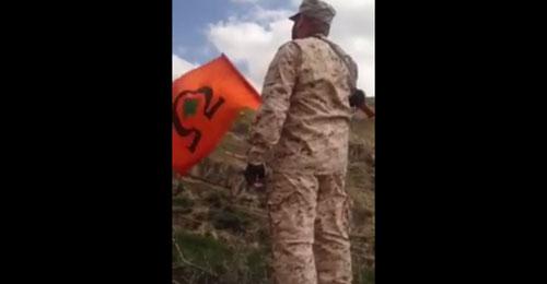 """بالفيديو: """"رجال الله"""" يوجهون التحية للعماد عون"""