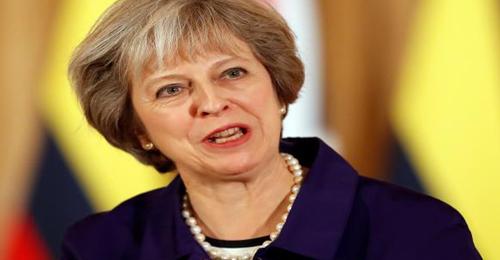 "<u>ماي</u> تحذّر البرلمان البريطاني من عرقلة ""بريكست"""