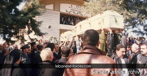 """سيدة النجاة… نجاة """"القوات"""""""