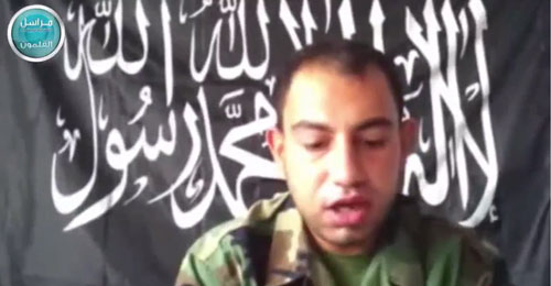 """فرار الجندي عمر خالد شمطية من الجيش اللبناني للالتحاق بـ""""النصرة"""""""
