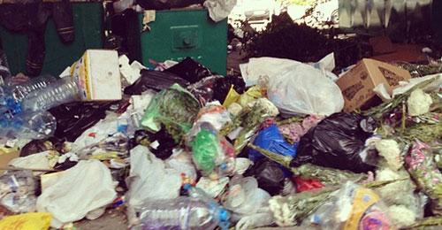 الحكومة تسقط في امتحان الزبالة