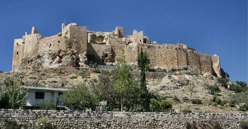 بالصور: قلعة تبنين.. آثار صليبية وباحثون ردوا تسميتها الى السيدة العذراء