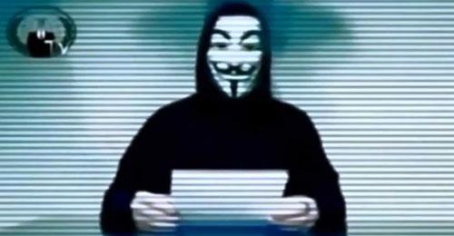 "بالفيديو: ""Anonymous"" للبنانيين: نحن هنا.. نحن معكم!"