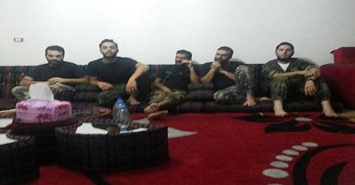 """أسماء العسكريين اللبنانيين الخمسة الذين أفرجت عنهم """"النصرة"""" السبت"""