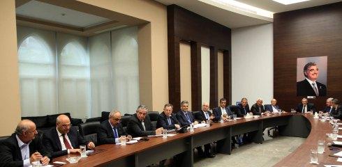 """مبادرة """"14 آذار"""" تفتح الطريق للتوافق على رئيس… المستقبل: لطلب الاستعانة بقوات الامم المتحدة لحماية لبنان"""