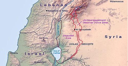 مقتل 4 مسلحين في غارة اسرائيلية على الجولان