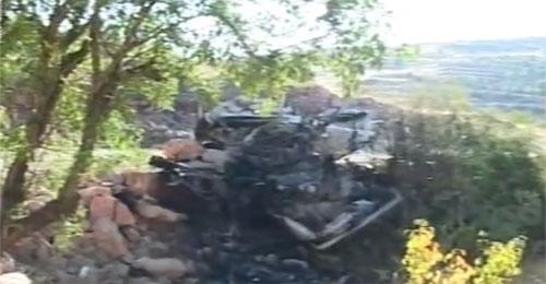 بالفيديو: إنفجار الخريبة ناتج عن عبوة ناسفة