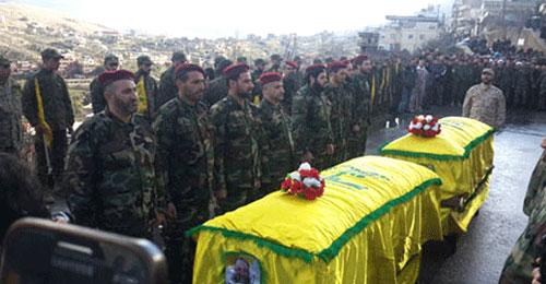 """""""حزب الله"""" ينشد """"الجنّة"""" على جبهاته.. المذهبية"""