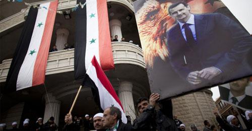 الوزير اللبناني الممانع ومرافقوه السوريون!