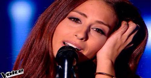 هبة طوجي تبهر الجمهور رغم خروجها من The Voice