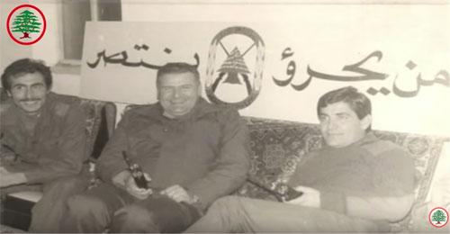 """بالفيديو: تحية وفاء من """"القوات"""" – القبيات لجنرال الوفاء إبراهيم طنوس"""