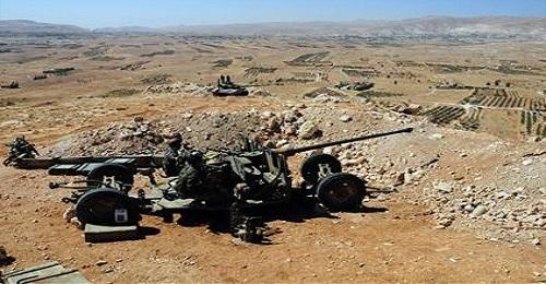 """معركة القلمون: هجوم للمعارضة في رنكوس يقتل عدداً من عناصر النظام و""""حزب الله"""""""