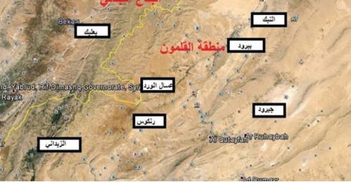 """قيادي في """"الجيش الحر"""": """"النصرة"""" تحشد في القلمون إستعداداً لمهاجمة الجيش"""