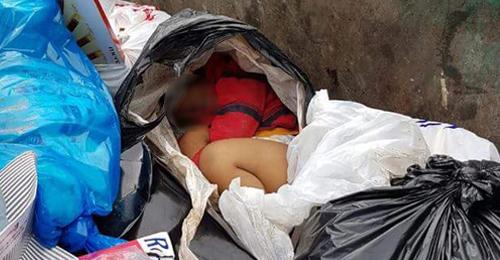 """بالتفاصيل: طفلة """"حاوية النفايات""""… بكَت فضربوها وخنقوها"""