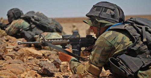 بالفيديو: كيف تتوزع المرحلة 3 من انتشار الجيش على السلسلة الشرقية؟