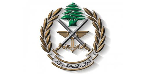 نشرة توجيهية للمؤسسة العسكرية: الجيش عصيّ على محاولات التشكيك به والنيل من وحدته ودوره