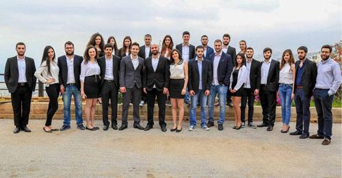 """خاص موقع """"القوات"""": انتخابات كلية الهندسة 2 في """"اللبنانية"""".. تنافس طالبي وليس سياسيا"""