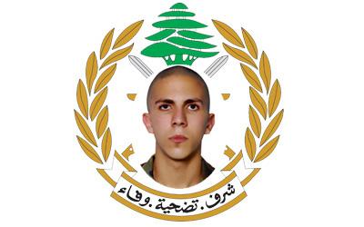 قيادة الجيش تنعى المجند محمود علي فاضل