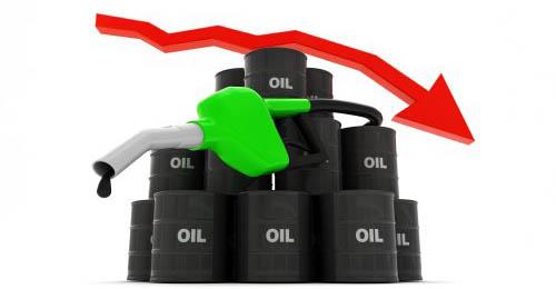 توقعات في استمرار هبوط أسعار النفط حتى تصل إلى عتبة الـ 55 دولاراً!