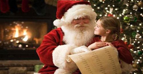 هل من الطبيعي أن يخاف طفلكِ من بابا نويل؟