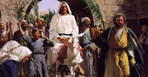 خذني الى اورشليم…