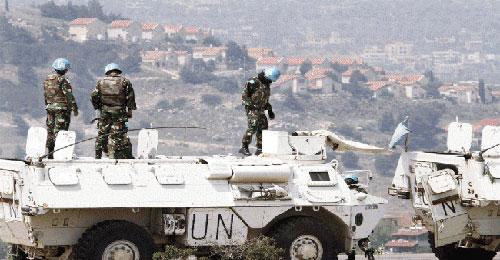 سقط الإسباني دفاعاً عن لبنان!