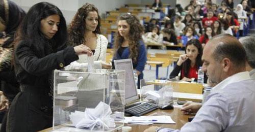 هل تعود الانتخابات الطالبية الى اليسوعية؟
