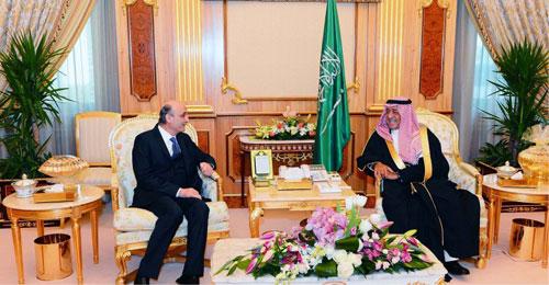 جعجع والسعودية: علاقة استراتيجية (بقلم نجم الهاشم)