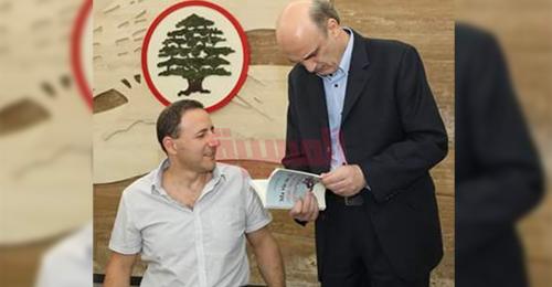 أصبت وقعت وصرخت… شلّيتني.. أنطوان عون: كنت عارف رح يجي يوم وإرجع أركض (1)