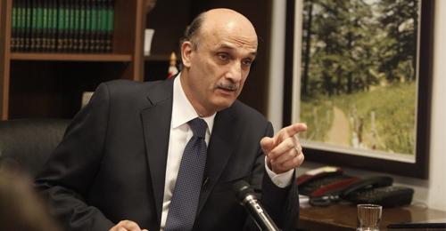 جعجع لـDPA: أرفض تولي عون الرئاسة لسنتين وسوريا تحتاج لعملية مماثلة لما جرى في العراق