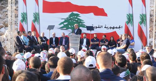 """""""القوات اللبنانية"""" بين يُتم الحلفاء وعُقم الأخصام"""