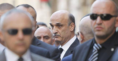 Samir Geagea… where few others dare By Georges Hayek