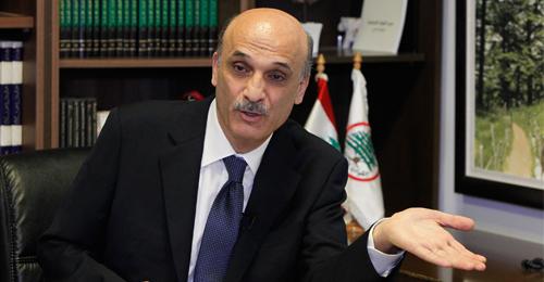 جعجع عاد من السعودية بعد لقائه كبار المسؤولين والحريري