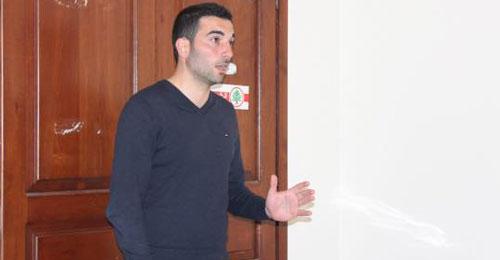 """سعد لموقع """"القوات"""": قرارات السيد حسين مستنكرَة وأدت لانقسام وندعو الطلاب المعتصمين للهدوء والتحاور"""