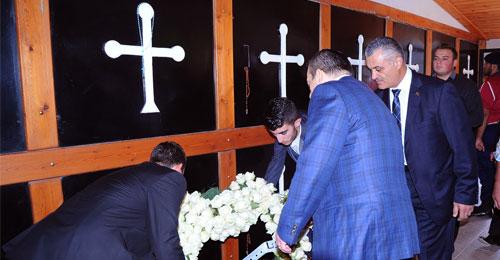 بالصور: قداس في سيدة إيليج – ميفوق لراحة أنفس شهداء المقاومة اللبنانية