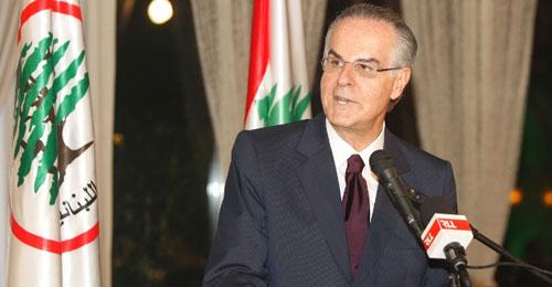 عدوان: لا انتخابات رئاسية في المدى المنظور وكنت اتمنى الا ينتظر اللبنانيون التدخل الخارجي