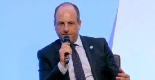 بالفيديو: بو عاصي يدير ندوةً خلال مؤتمر حول حماية اطفال الحروب في باريس