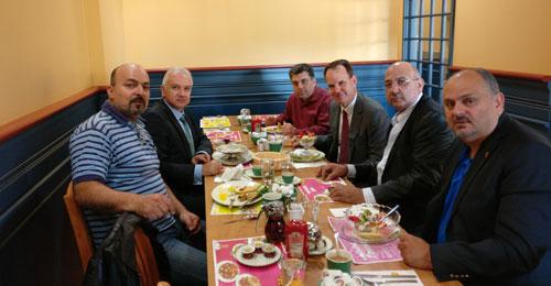 كرم يستكمل زيارته الى أوتاوا ويبحث مع نائب كندي التحديات التي يواجهها لبنان