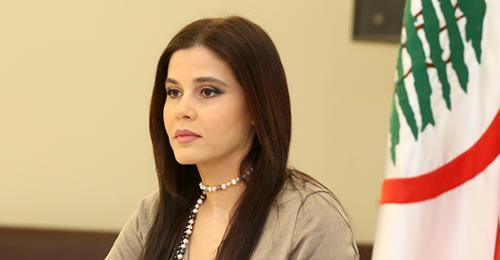 ستريدا جعجع دانت جريمة قتل نسرين روحانا: للتشدد في مكافحة العنف الأسري وانزال أشد العقوبات بالجناة