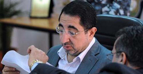 السلطات الإماراتية المختصة تحجب سمة الدخول عن وزير الصناعة حسين الحاج حسن